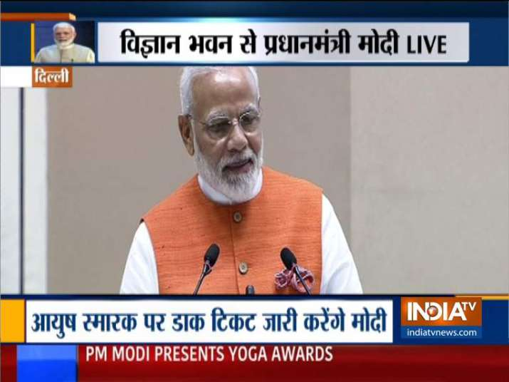 Surnames don't matter in New India, says PM Modi