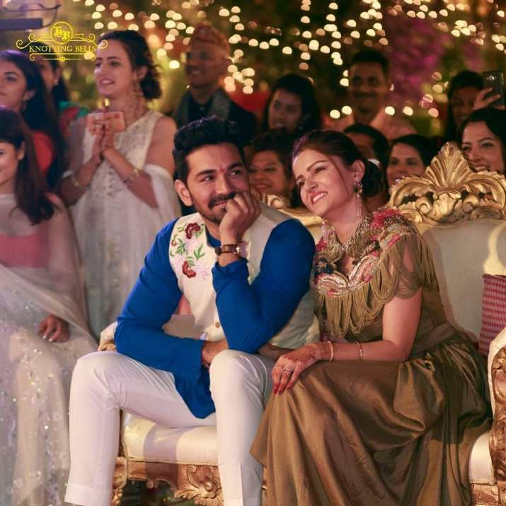 India Tv - Rubina Dilaik and Abhinav Shukla