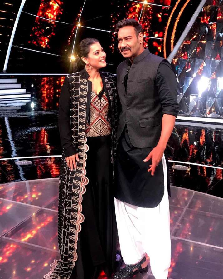 India Tv - Kajol and Ajay Devgn were always termed as the 'unlikely pair' because of their contrasting personalities