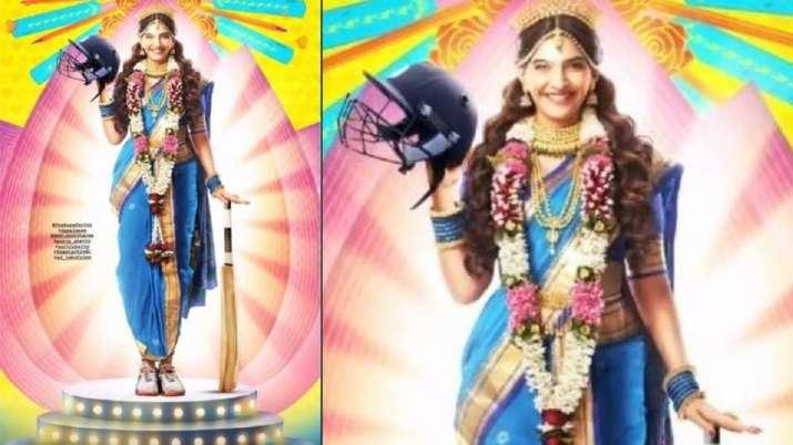 The Zoya Factor Motion Poster: Sonam Kapoor turns Goddess