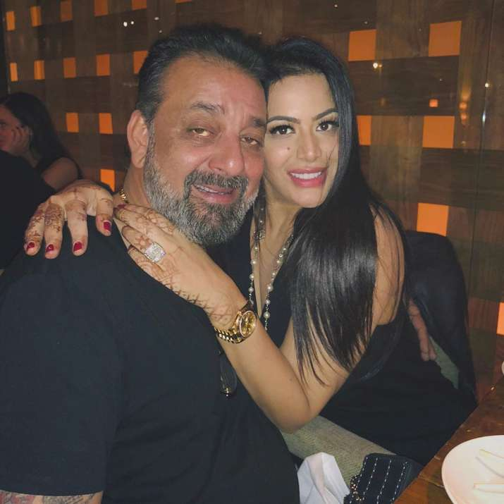India Tv - Sanjay Dutt's Daughter Trishala Posts Another Photo with Late Boyfriend, Says 'I Miss You'