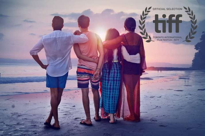 India Tv - The Sky Is PInk poster, Priyanka Chopra and Nick Jonas at Cannes 2019, Priyanka Chopra had a hilario