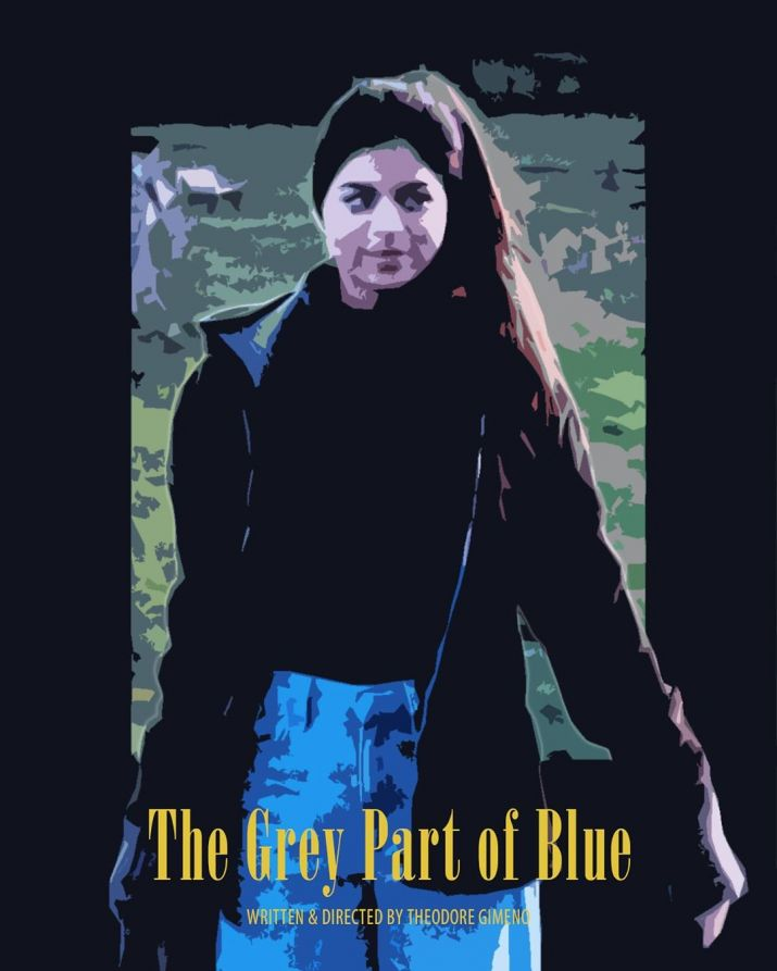 India Tv - Suhana Khan's first poster of her short film The Grey Part Of Blue