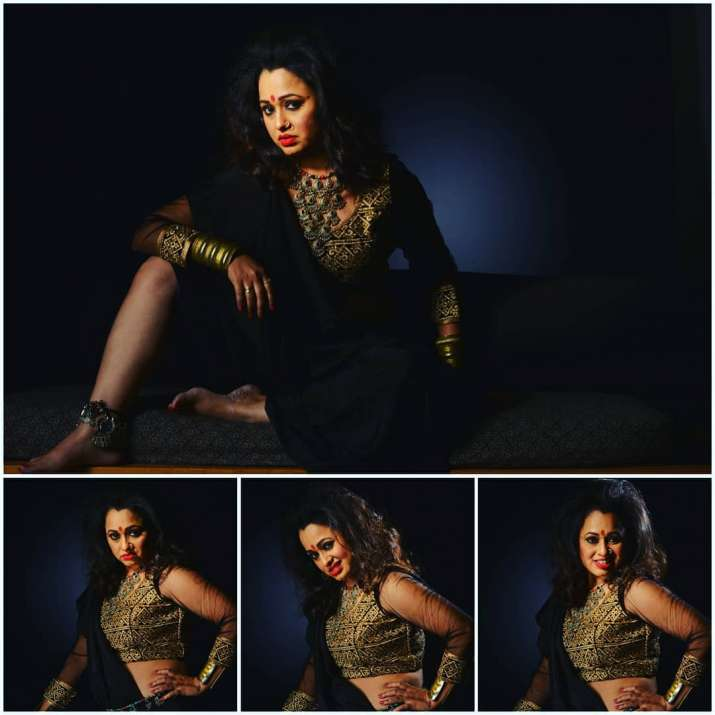 India Tv - Taarak Mehta Ka Ooltah Chashmah actress Sonalika Joshi aka Mrs Bhide's fiery photoshoot pictures