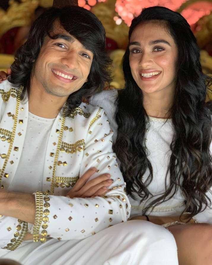 India Tv - Shantanu Maheshwari and Nityaami Shirke