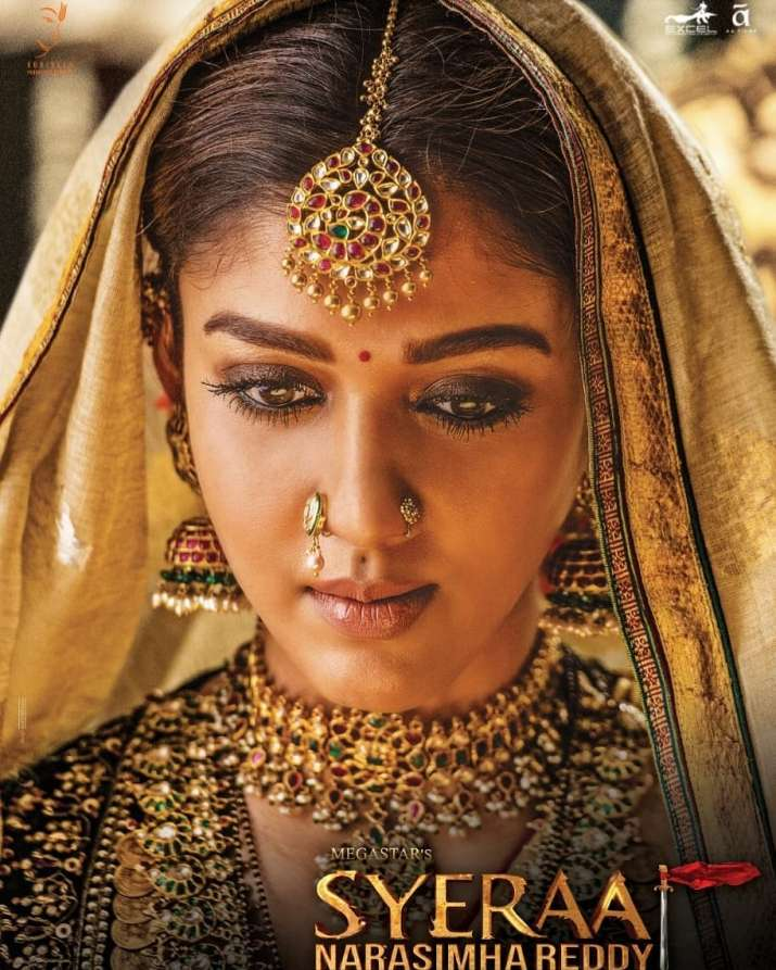 India Tv - Nayanthara in Sye Raa Narasimha Reddy