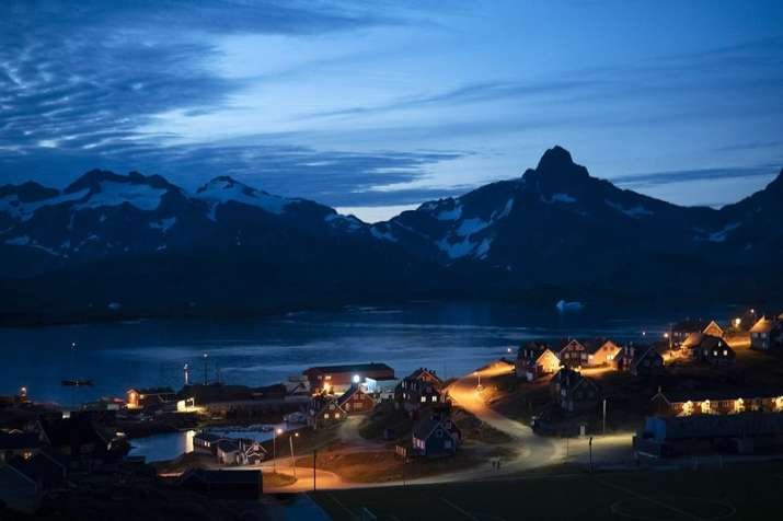 India Tv - Greenland's settlements