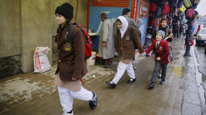 High schools reopen in Kashmir, students stay away