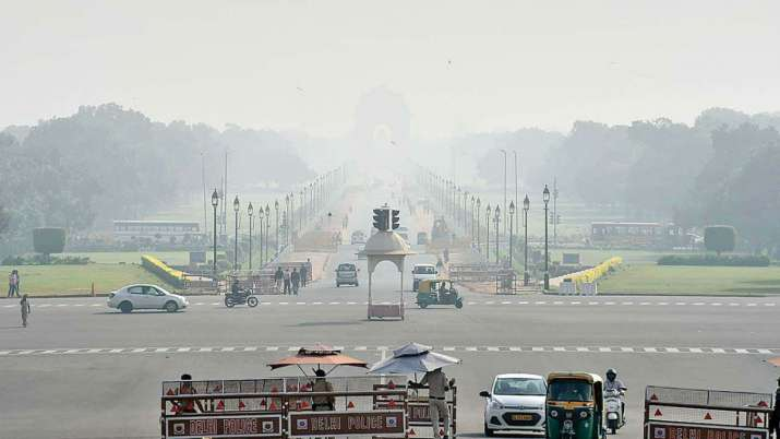 Delhi's air quality improves to 'Good', best in years