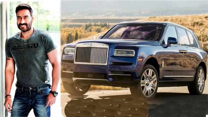 Latest news Ajay Devgn buys luxurious SUV Rolls Royce Cullinan worth Rs 6.95 cr, When Ajay Devgn app