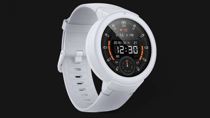 Huami Amazfit Verge Lite with 20 days battery and 1 3-inch