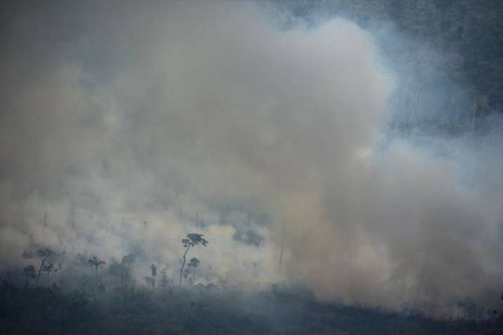 The causes and risks of the Amazon fires