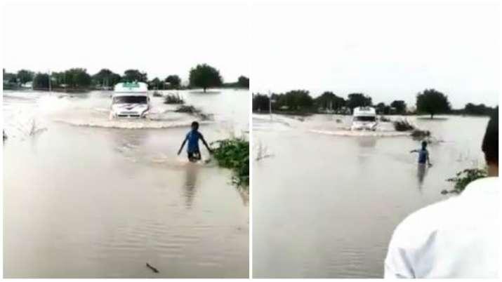 Karnataka boy feted for escorting ambulance across