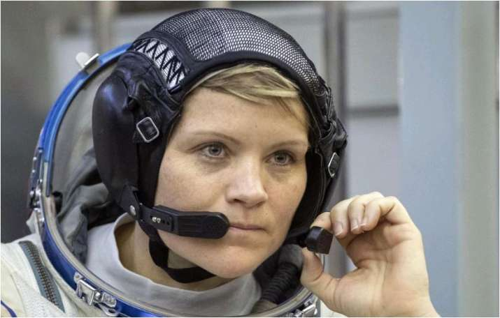 India Tv - Anne McClain, the decorated NASA astronaut who faces the allegations.