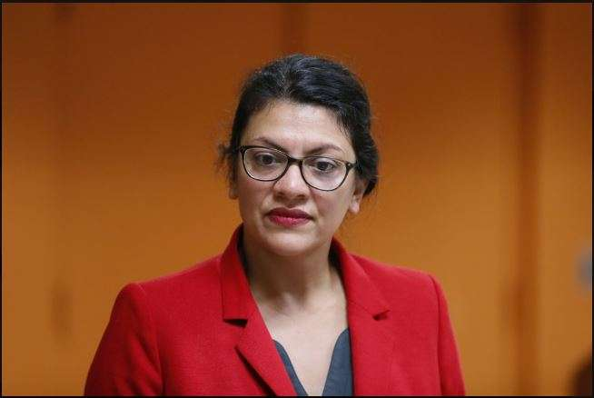 U.S. Representative Rashida Tlaib