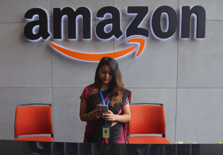 India Tv - By choosing to open its biggest campus in India, Amazon may be giving signs of its ambitious intentions to capture the Indian e-commerce market.