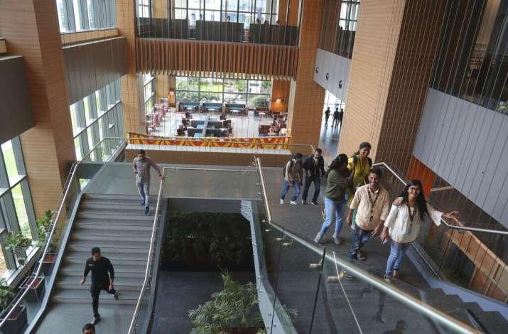 India Tv - Amazon Hyderabad campus
