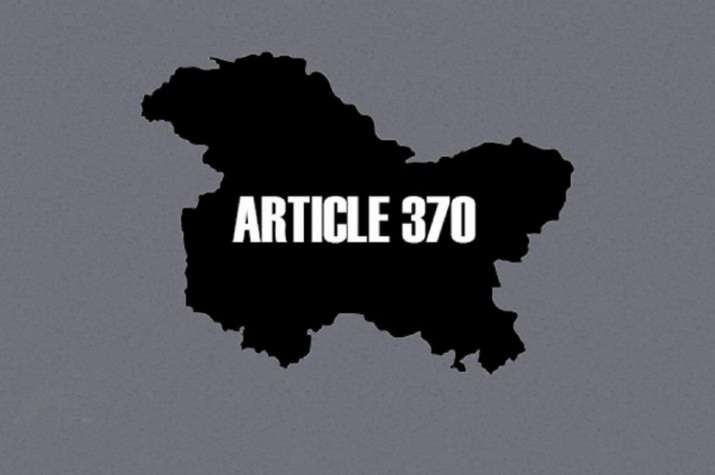 Striking down Article 370 tipping point, say Kashmiri