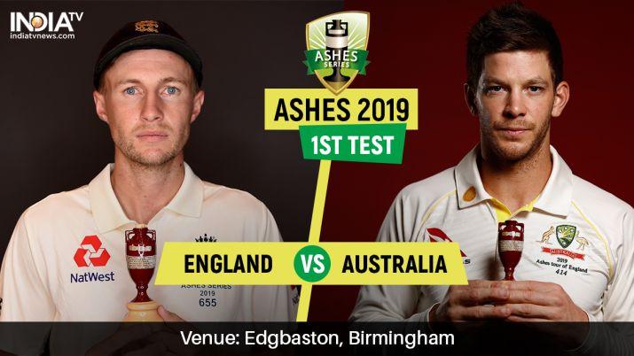 Stream Live Cricket, Ashes 1st Test, England vs Australia