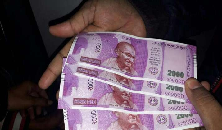 ISI agents copy hi-tech features in latest Rs 2000 fake