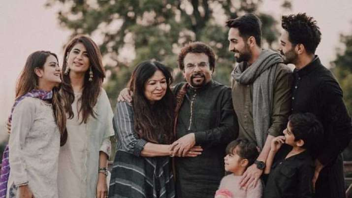 Ayushmann Khurrana's family reacted in this way after learning about his National Award win
