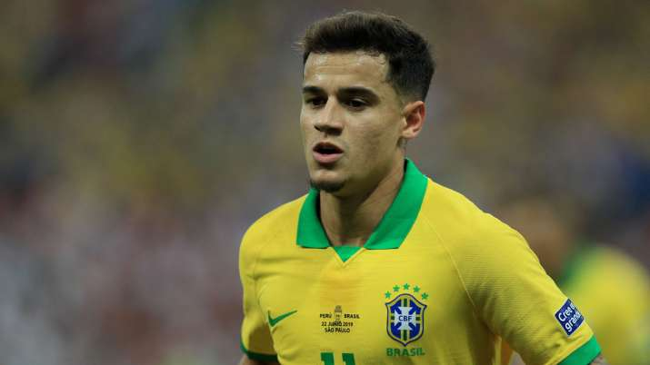 Bayern Munich reach an 'agreement in principal' with Barcelona to take Philippe Coutinho on loan