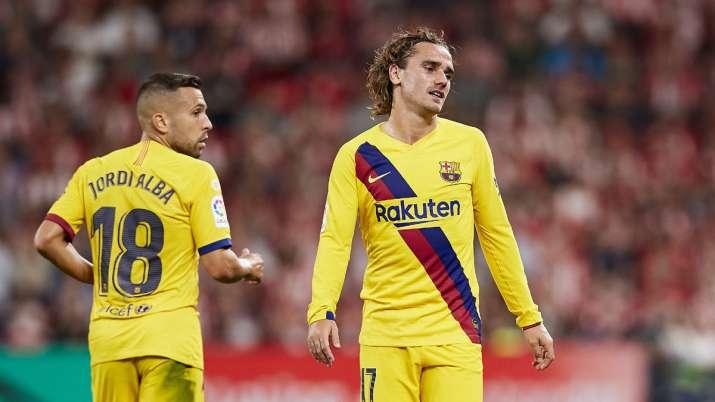 La Liga: Aduriz stunner helps Athletic Bilbao beat Messi-less Barcelona on opening day