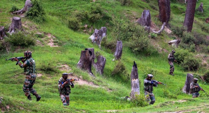 Pakistan's BAT attack foiled, 2 SSG commandos killed by