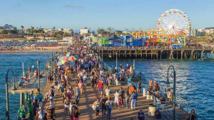 India Tv - Santa Monica: The ultimate beach town