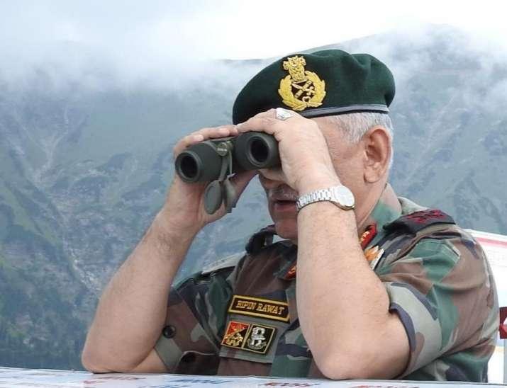 Army Chief General Bipin Rawat/PTI