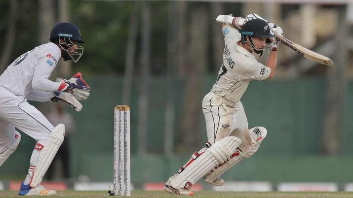 2nd Test: De Grandhomme, Watling fifties put New Zealand in commanding postion over Sri Lanka on Day