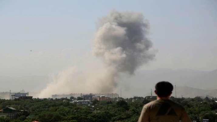 2 policemen killed in Kabul bomb attack