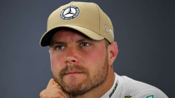 Valtteri Bottas extends contract with Mercedes for 2020 season