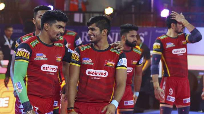 Bengaluru Bulls vs Haryana Steelers Live Streaming
