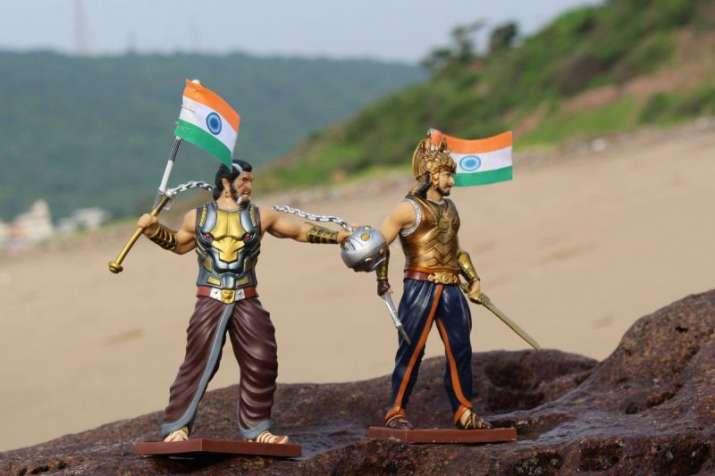 India Tv - Baahubali