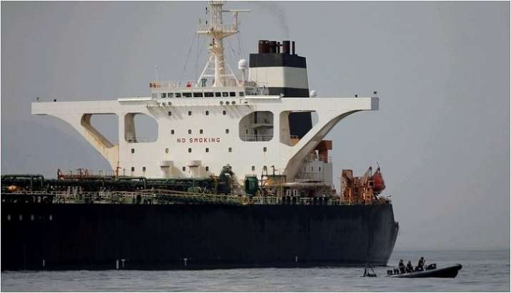 Seized Iran oil tanker, Indian crew released in Gibraltar