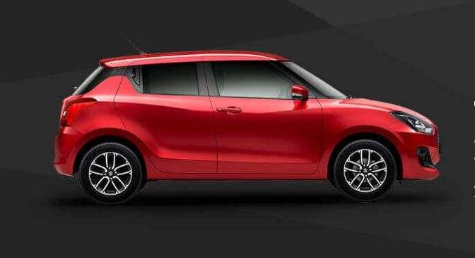 India Tv - Maruti Suzuki Swift