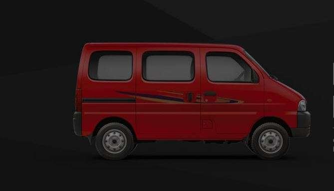 India Tv - Maruti Suzuki Eeco