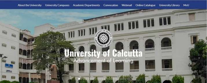 Calcutta University B A, B Sc  2nd Semester Result 2019