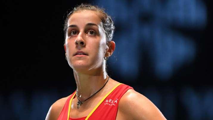 Defending champion Carolina Marin pulls out of World Championships