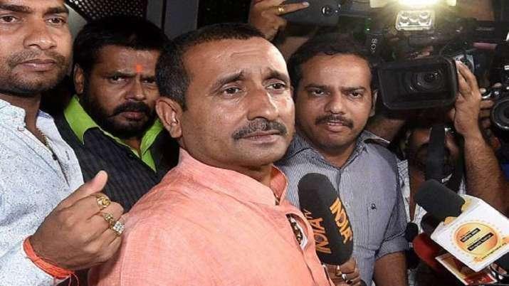 CBI searches Kuldeep Sengar's residence among 16 other