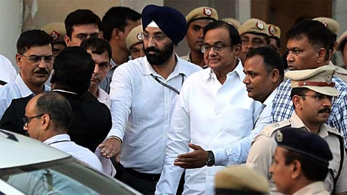 Chidambaram, in his plea, has sought anticipatory bail in