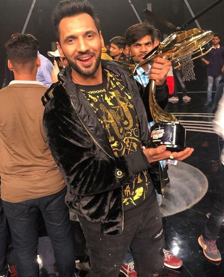 India Tv - Punit Pathak won Khatron Ke Khiladi 9