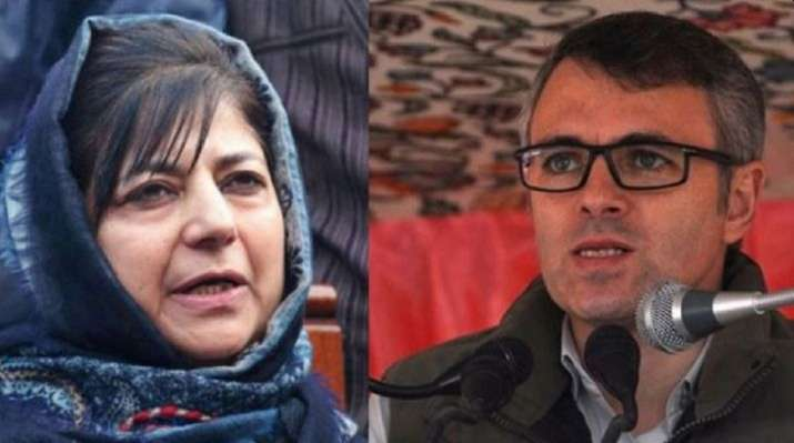 Quiet, lonely Eid for Farooq and Omar Abdullah, Mehbooba