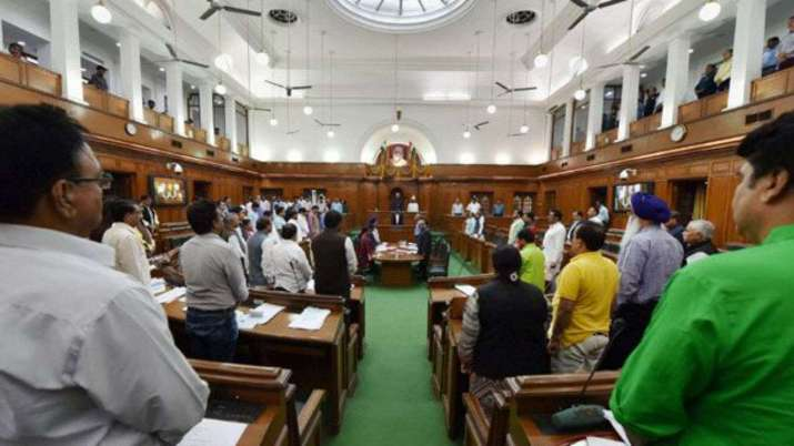 Privilige proceedings in Delhi assembly against IAS officer