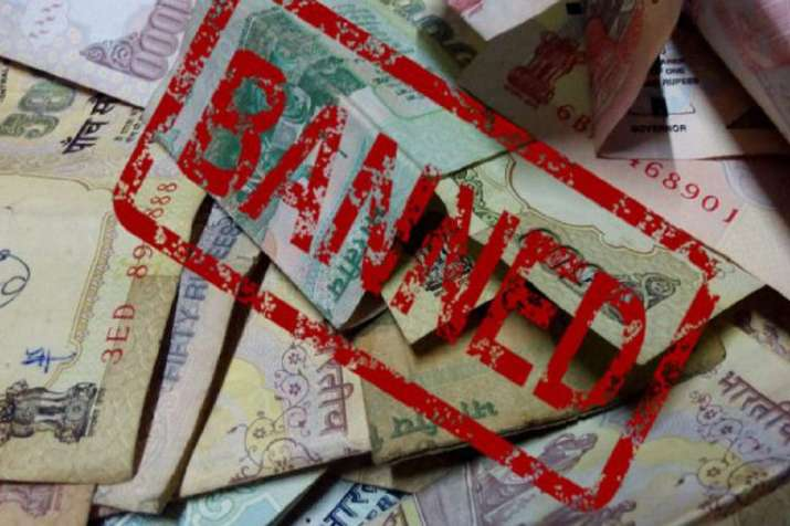 Twenty-year-old law allowing circulation of demonetised