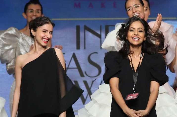 Gauri & Nainika are LFW Winter Festive 2019 grand finale