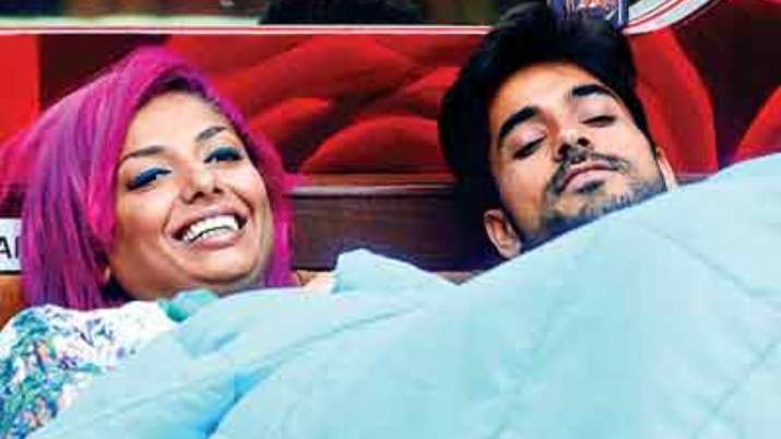 India Tv - Diandra Soares and Gautam Gulati