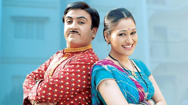India Tv - Taarak Mehta Ka Ooltah Chashmah fame Dilip Joshi and Disha Vakani