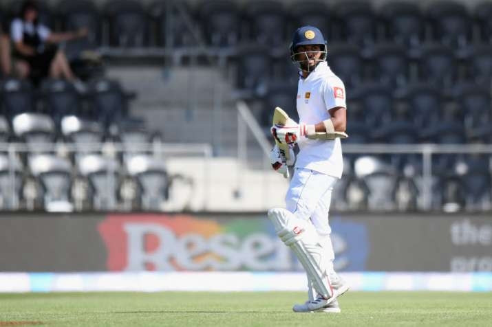 File image of Dinesh Chandimal